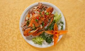 """""""Valdrá la pena"""": cangrejos de terciopelo crujientes."""