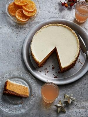Miel & amp; Tarta de queso con calabaza y especias de Sarit Packer e Itamar Srulovich.
