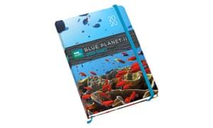 Agenda Blue Planet, £ 10