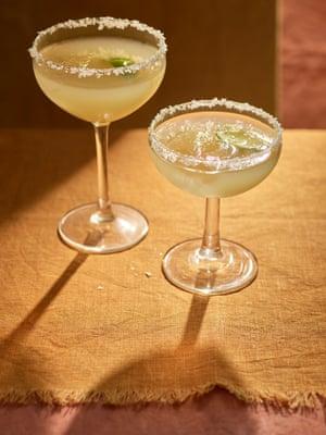 Anna Jones Lemongrass y Margaritas de Jengibre