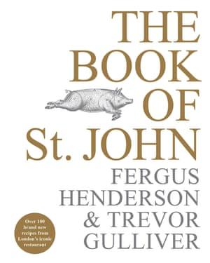 Libro de San Juan por Fergus Henderson y AMP; Trevor Gulliver.