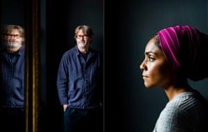 Compuesto Nigel Slater y Nadiya Hussain