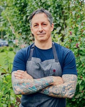 Sarno ha trabajado con los proveedores de larga data de Tesco para lanzar la gama Wicked Kitchen.