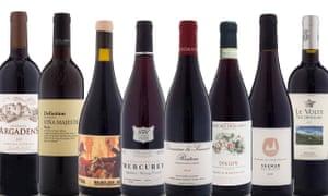 vinos tintos de £ 10 a £ 20 OFM Navidad 2019