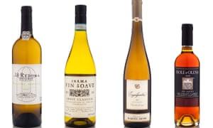 vinos blancos de más de £ 20 OFM Navidad 2019