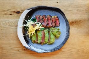 filete izu y tempura