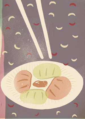 Albóndigas de verdura y cerdo elegidas por Mauro Colagreco.