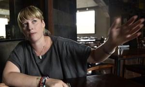 Kamilla Seidler, ex chef de Noma que fundó Gustu en La Paz, Bolivia.