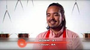 Adam Liaw en MasterChef Australia en 2010.