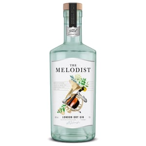 The Melodist London Dry Gin 40%