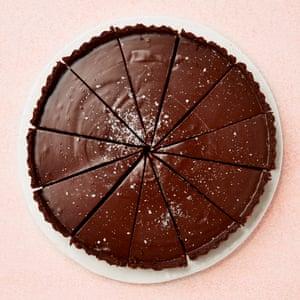 Tamal Ray Chocolate Fudge Pie