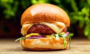 Nacido en Brixton: la hamburguesa honesta.