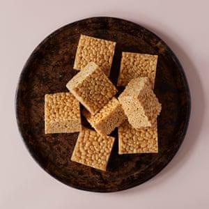 Chips de caramelo salado Miso Jordan Bourke