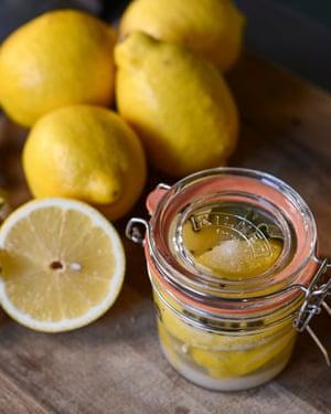 Alex Elliott-Howery de Cornersmith sobre cómo usar sus limones