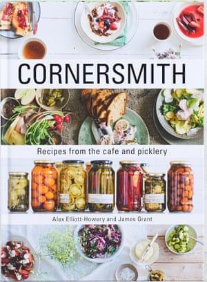 Libro de cocina de Cornersmith de Alex Elliott-Howery