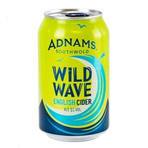 Sidra inglesa Adnams Wild Wave