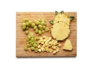 La gloria de las bragas de Felicity Cloake: la fruta.