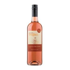 Orgullosamente vegano rosado 2018, Valle Central de Chile