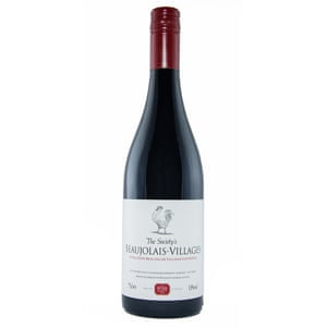 Beaujolais Villages of the Wine Society 13%