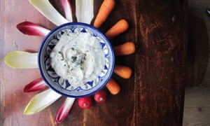 Perfect Blue Cheese Dip de Felicity Cloake