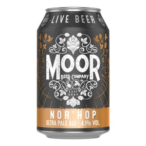 Moor Nor 'Hop Ultra Pale Ale