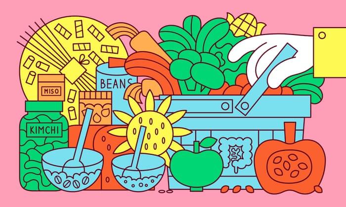 De la col rizada al kimchi: 12 alimentos que son buenos para la salud intestinal | Ve con tus instintos