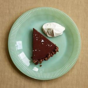 Ravneet Gill Pie de barro de chocolate.