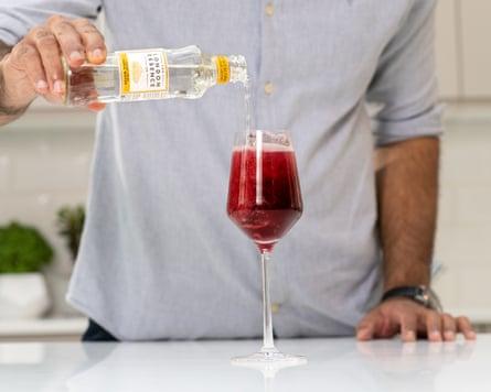 Pinotage Spritz de Pritesh Mody.