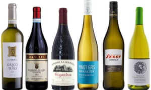 Seis vinos locales