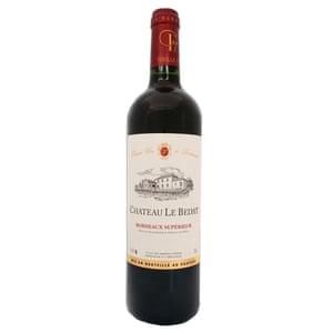 Château Le Bédat, Burdeos 2019 14%