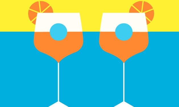 Esprit Noble: cómo la ginebra se convirtió en el ingrediente esencial de los cócteles aperitivos | El tiempo sublime – hora del aperitivo