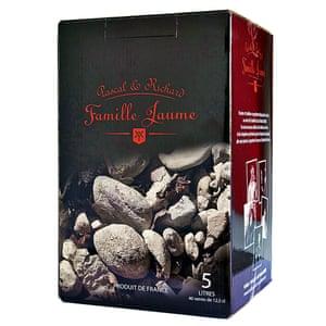 Pascal de Richard Jaume familia Côtes du Rhône