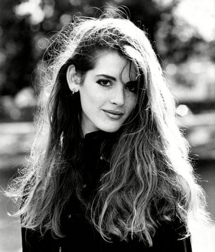 Nigella Lawson en 1983.