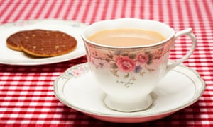 Gracias a la Segunda Guerra Mundial por las galletas y el té.