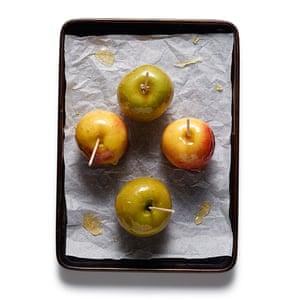 Manzanas acarameladas de Felicity Cloake 06