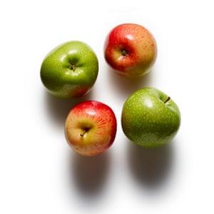 Manzanas acarameladas de Felicity Cloake 01