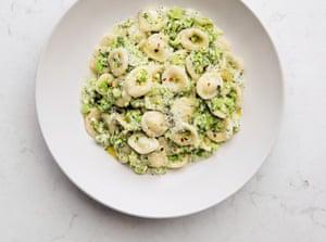 Ragú de brócoli