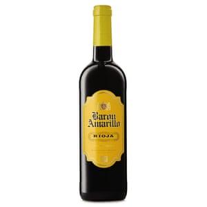 Baron Amarillo Rioja 2018
