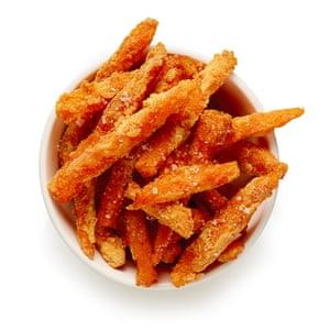 Las perfectas batatas fritas de Felicity Cloake