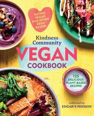 Libro de cocina vegana de Kindness Community - Imagen de portada - $ 35, Affirm Press