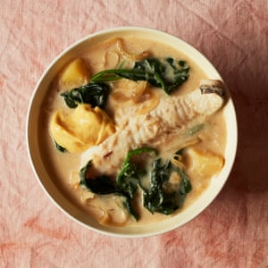 Sopa de castaño de Stosie Madi.