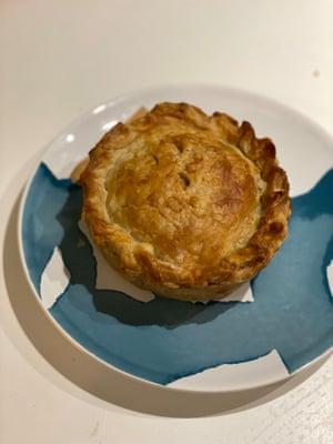 El prototipo de pastel de carne y patatas de Felicity Cloake.