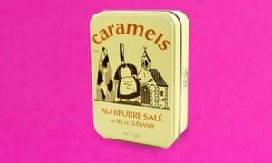 Caramelos Salados La Maison D & # 39; Armorine