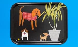 Bandeja para perros pequeños Avenida Home