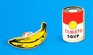 Pendientes Pop Art