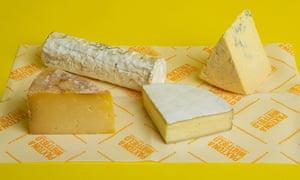 Club de quesos de Paxton y Whitfield