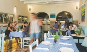 Restaurante Chá Chá Chá.