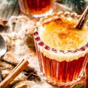 Unte con mantequilla sus cócteles navideños: el ingrediente sorpresa que convierte a los habitantes de Manhattan en maravillosos | Por amor a la mantequilla