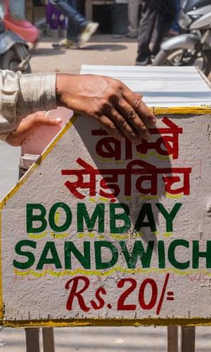 Publicidad publicitaria Bombay Sandwich