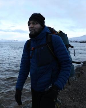 Fields explora el ártico